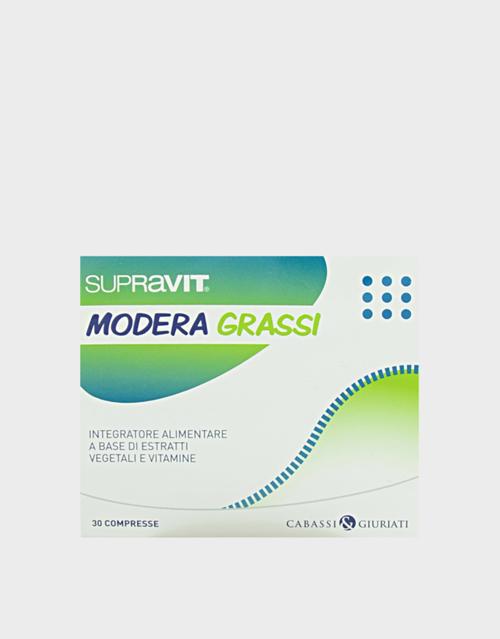 cabassi-giuriati-supravit-modera-grassi-30-compresse