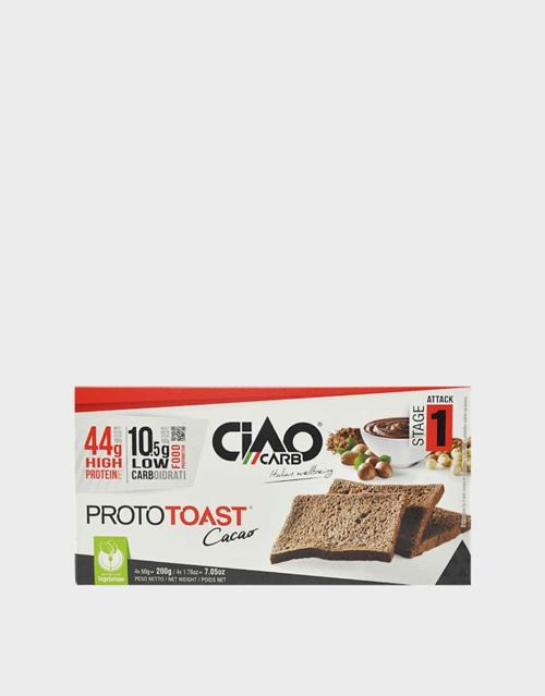 ciaocarb-prototoast-cacao-stage-1-4-confezioni-da-50-g