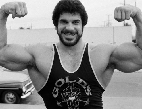 History of Bodybuilding- Lou Ferrigno